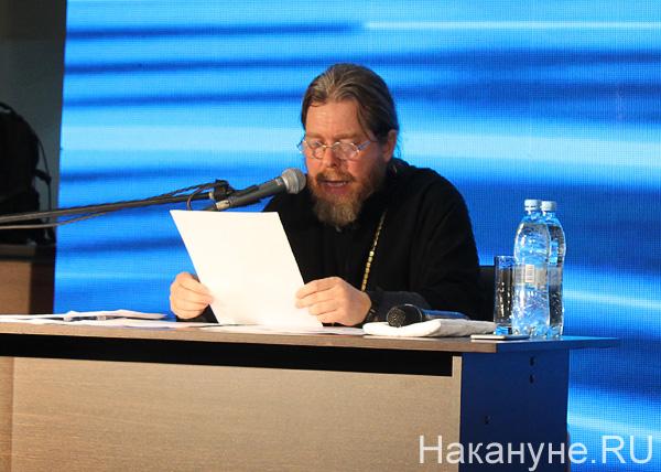 музейный парк Россия - моя история, епископ Егорьевский Тихон(2017) Фото: Накануне.RU