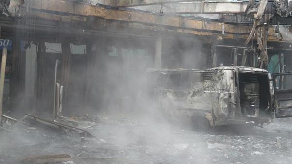 ККТ Космос, пожар, инцидент|Фото: vk.com