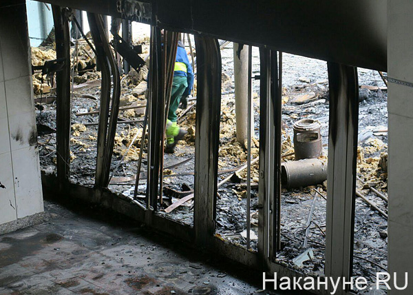 ККТ Космос, взрыв, обломки, уборка|Фото: Накануне.RU