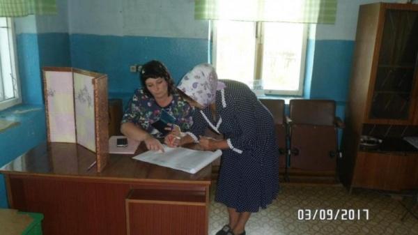 досрочное голосование в Свердловской области, выборы губернатора Фото: Алапаевская районная территориальная избирательная комиссия