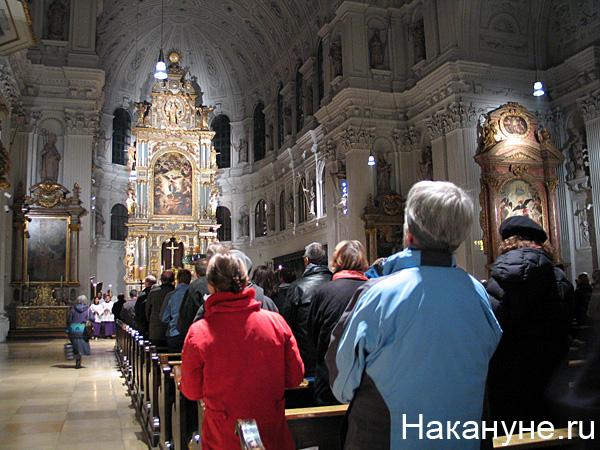 религия храм католизм служба|Фото: Накануне.ru