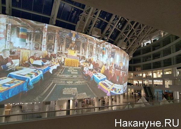 Фестиваль росскийского кино, Екатеринбург, Ельцин Центр, виртуальная реальность|Фото: Накануне.RU