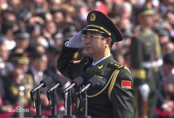 Экс-глава Генштаба Фан Фэнхуэй|Фото: https://baike.baidu.com/pic/房峰辉