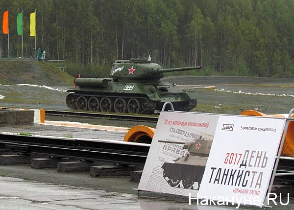 день танкиста танк т-34|Фото: Накануне.ru