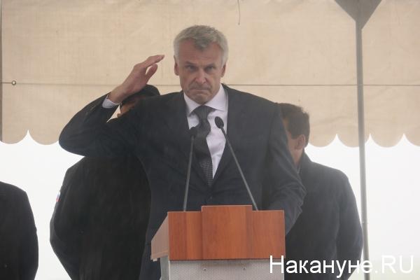 Уралтанк, День танкиста, Нижний Тагил, Сергей Носов|Фото: Накануне.RU