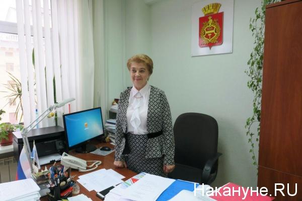 Брызгалова Лидия председатель избиркома Нижнего Тагила|Фото: Накануне.RU