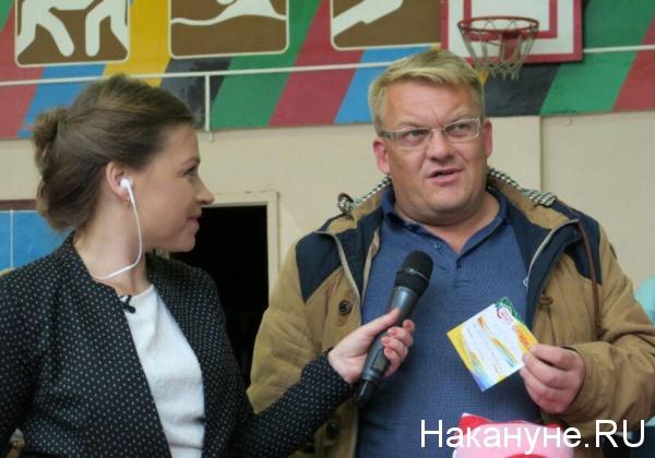 выборы, Нижний Тагил, фестиваль Уральские самоцветы, Данила Шетовских|Фото: Накануне.RU