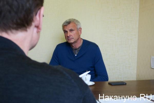 Сергей Носов глава Нижнего Тагила Фото: Накануне.RU