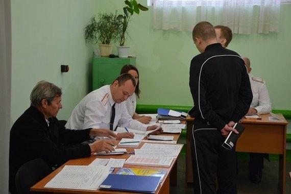 СИЗО выборы голосование|Фото: gubernator66.com