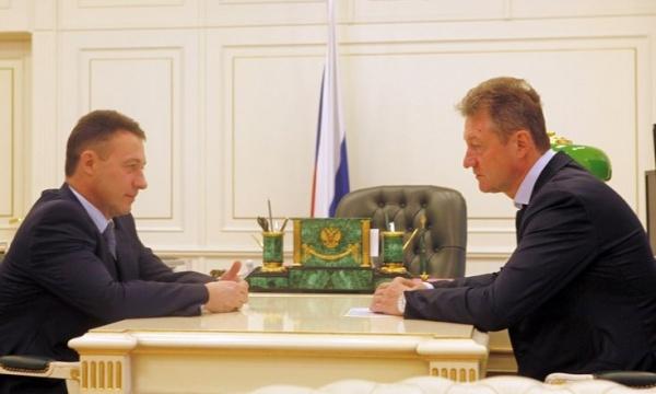 Игорь Холманских Андрей Козицын Фото: uralfo.gov.ru