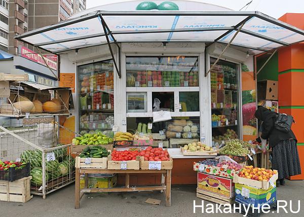 овощи, фрукты, цены, ларек(2017)|Фото: Накануне.RU