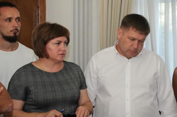 сотникова, администрация города ялта|Фото:пресс-служба администрации Ялты