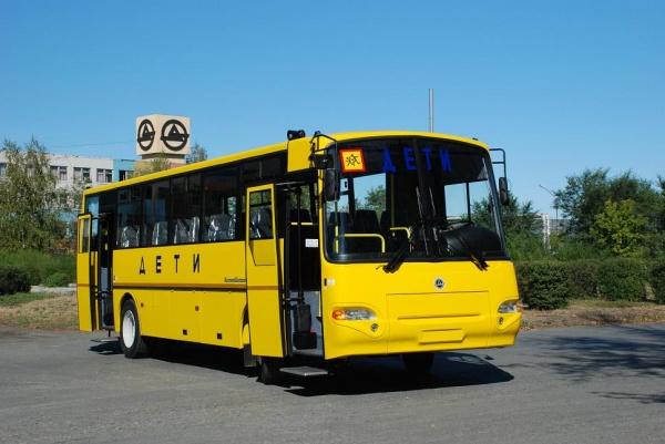 школьный автобус, КАВЗ, Курган|Фото:КАВЗ