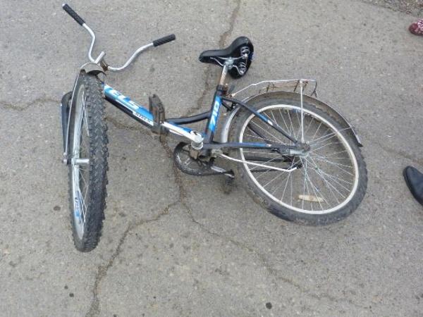велосипедист ДТП|Фото: ГИБДД Свердловской области