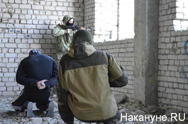 заложники, захват, террористы|Фото:Накануне.RU