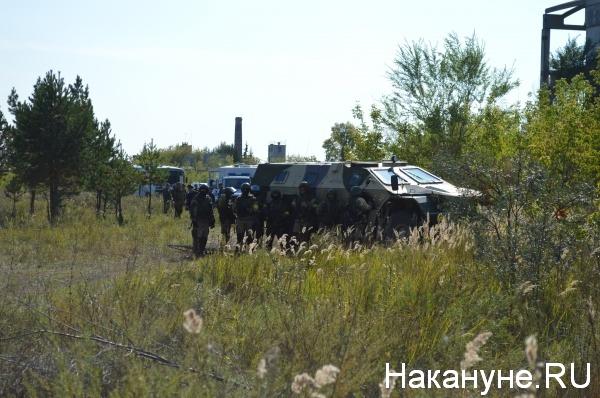 спецназ, УФСИН, Мираж|Фото:Накануне.RU