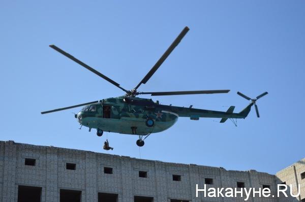 вертолет, захват, спецоперация|Фото:Накануне.RU