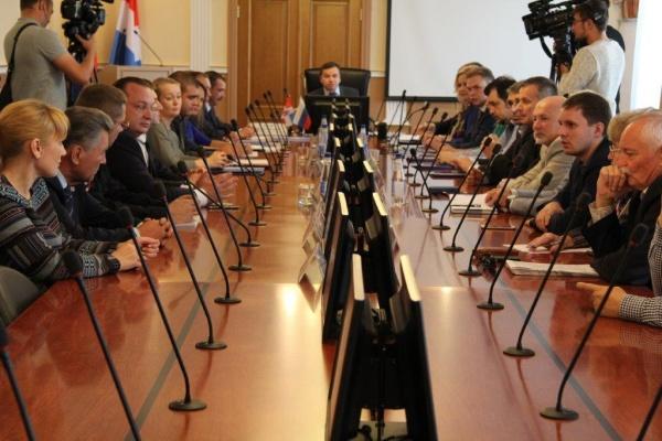 Утверждение итогов выборов-2017|Фото: Избирательная комиссия Пермского края