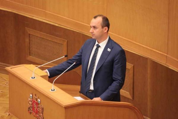 депутат ЗакСО Михаил Клименко|Фото: администрация Екатеринбурга