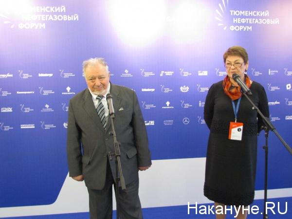 Алексей Конторович, Елена Корзун|Фото: Накануне.RU