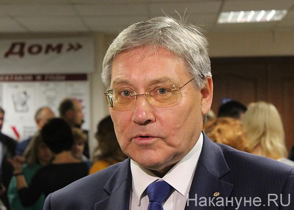 Александр Капустин, начальник Управления архивами Свердловской области|Фото: Накануне.RU