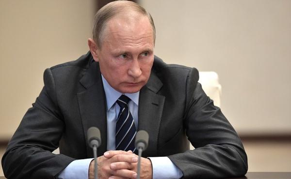Владимир Путин|Фото: Пресс-служба Кремля