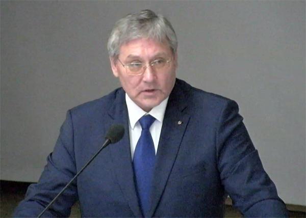 Александр Капустин, начальник Управления архивами Свердловской области|Фото: youtube.com