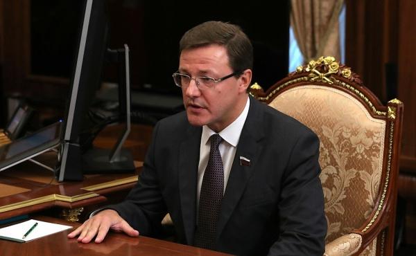 врио губернатора Самарской области Дмитрий Азаров Фото: kremlin.ru