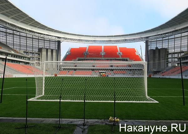 Екатеринбург-Арена, Центральный стадион(2017)|Фото: Накануне.RU