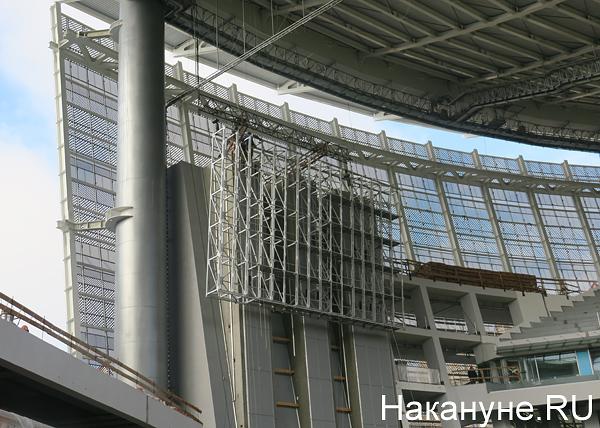 Екатеринбург-Арена, Центральный стадион|Фото: Накануне.RU