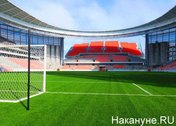 Екатеринбург-Арена, Центральный стадион Фото: Накануне.RU
