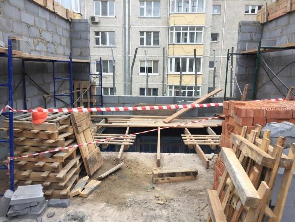 Стройка, Тюмень, смерть рабочего|Фото: tyumen.sledcom.ru