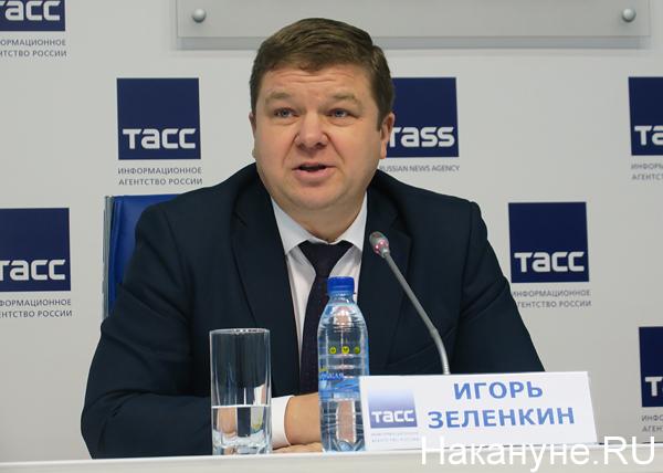 Заместитель министра промышленности и науки Свердловской области Игорь Зеленкин Фото: Накануне.RU
