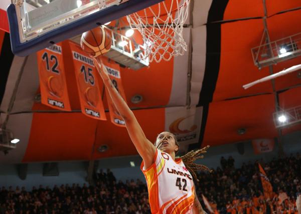 БК УГМК, баскетбол, Евролига|Фото: БК УГМК