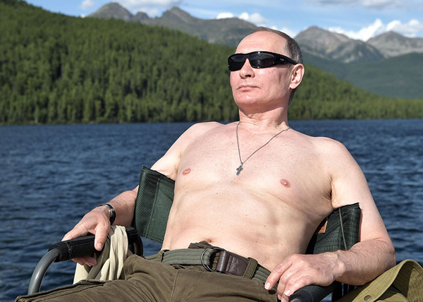 Владимир Путин, отдых, рыбалка|Фото: ntv.ru