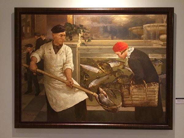 искусство агитации, картина, магазин СССР|Фото: agitblog.ru