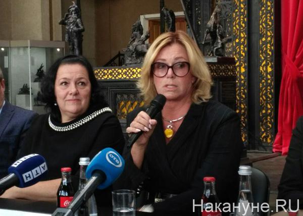 Дни Эрмитажа в музее изобразительных искусств, Татьяна Ярошевская|Фото: Накануне.RU