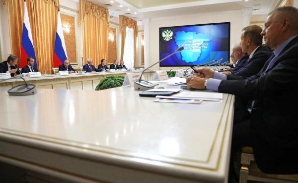 Владимир Путин, АПК, совещание, Воронеж|Фото:http://kremlin.ru/