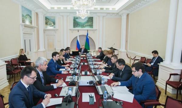 Заседание правительства ХМАО (17.10.17)|Фото: admhmao.ru