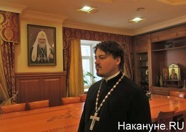 игумен Вениамин (Райников) Фото: Накануне.RU
