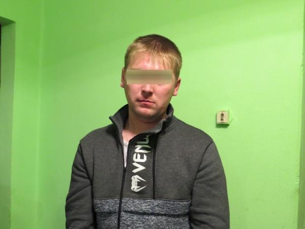 подозреваемый задержанный Серов|Фото: В.Н. Горелых