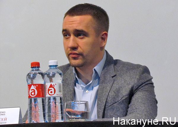 исполнительный директор RCC Boxing Promotions Алексей Титов|Фото: Накануне.RU