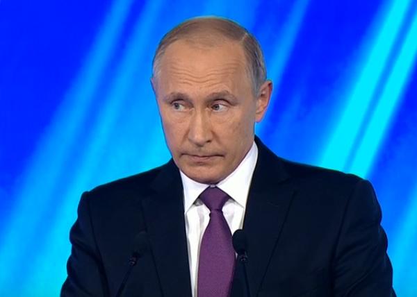 Владимир Путин, пленарная сессия дискуссионного клуба  Валдай-2017 (2017)|Фото: youtube.com
