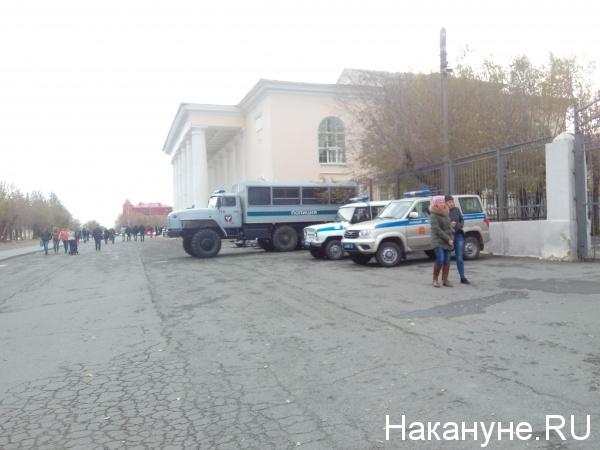 митинг против Томинского ГОК, Челябинск,|Фото: Накануне.RU