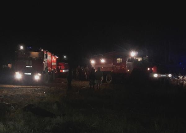 пожар, Серов, жилой дом, пострадавшие|Фото: 66.mchs.gov.ru
