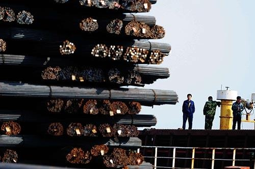 Перепроизводство стали - одна из главных проблем экономики КНР(2017)|Фото: www.cenews.com.cn
