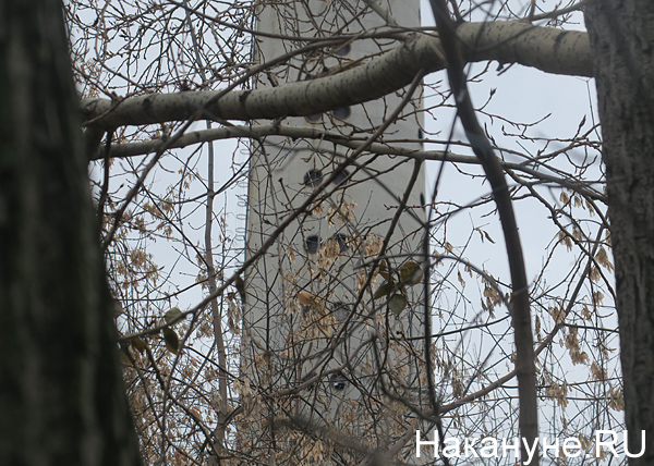 телебашня, Екатеринбург|Фото: Накануне.RU