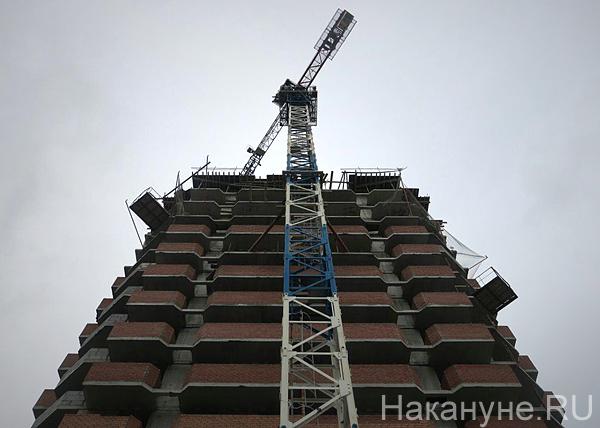 ЖК Новый Уктус, стройка Фото: Накануне.RU