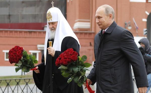 Владимир Путин, день народного единства|Фото:kremlin.ru