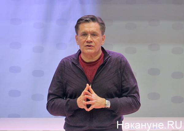 Глава Росатома Алексей Лихачев, Дни карьеры в УрФУ(2017) Фото: Накануне.RU
